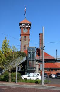 Portland station